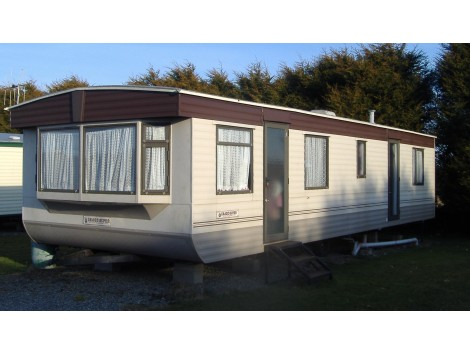 Fantastic It Has Spaces For Camper Vans, Caravans And Tents, And They Also Hire Out A Range Of Mobile Homes  The P&ampark Is Located About 20 Minutes From Rosslare, Co Wexford The Weather Was Typically Nice In The Sunny South East The